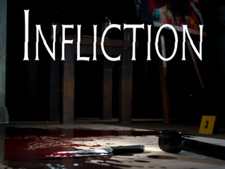 Infliction is on Kickstarter