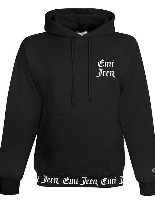 Emi Jeen x Champion Repeat Logo Hoodie