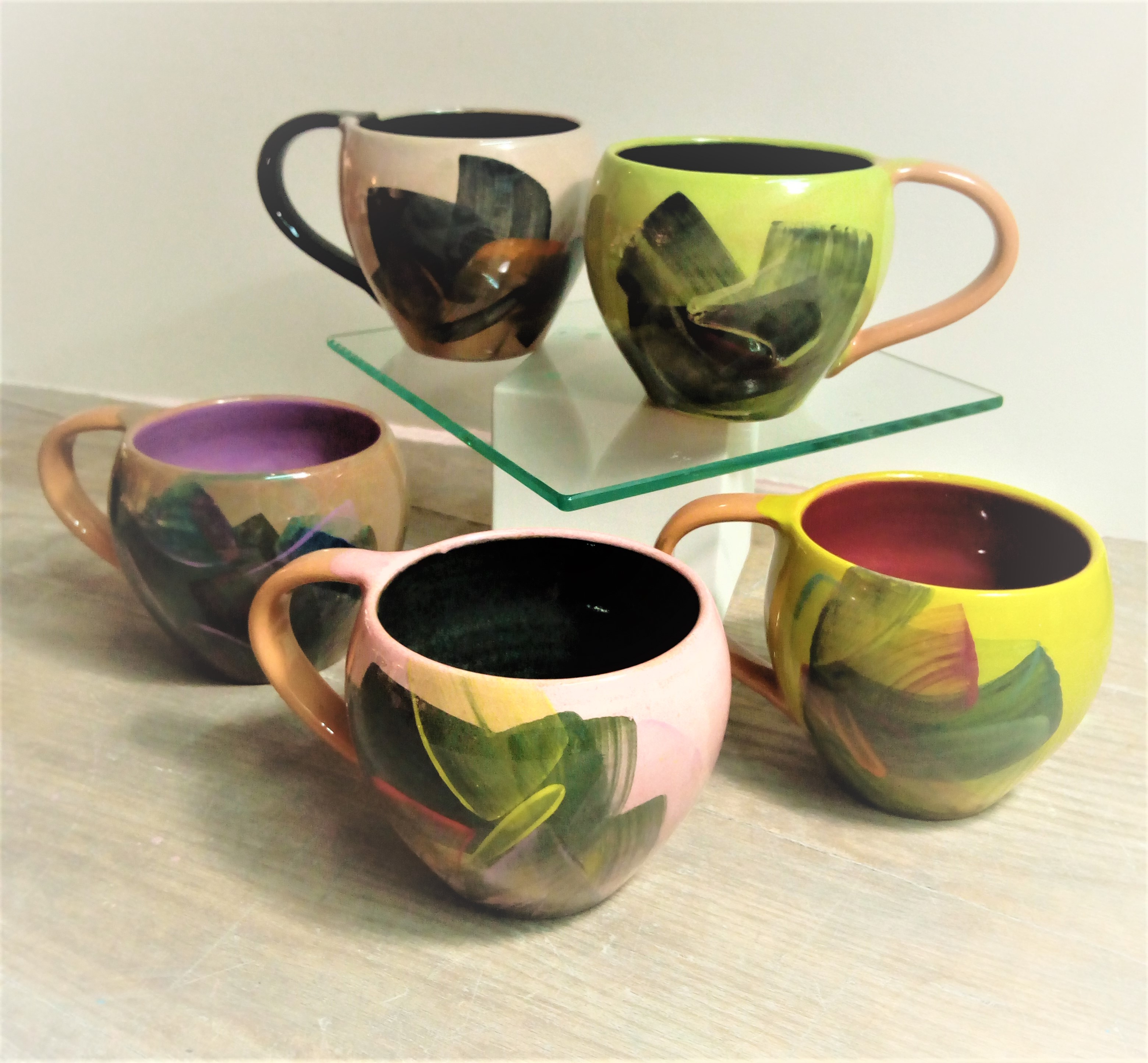 Cups / Tazze