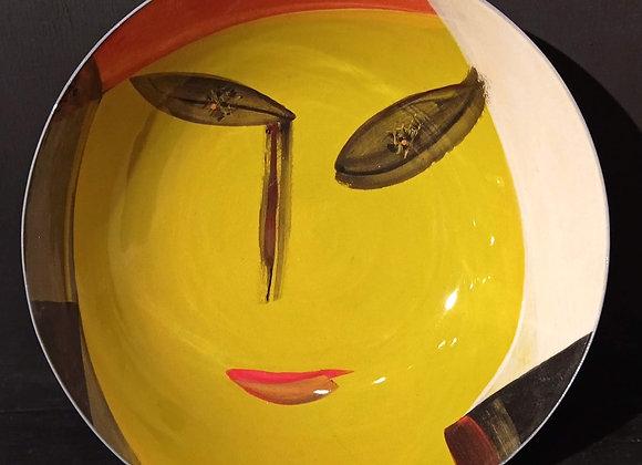 Bowl / Ciotola diametro cm 26. Pezzo unico