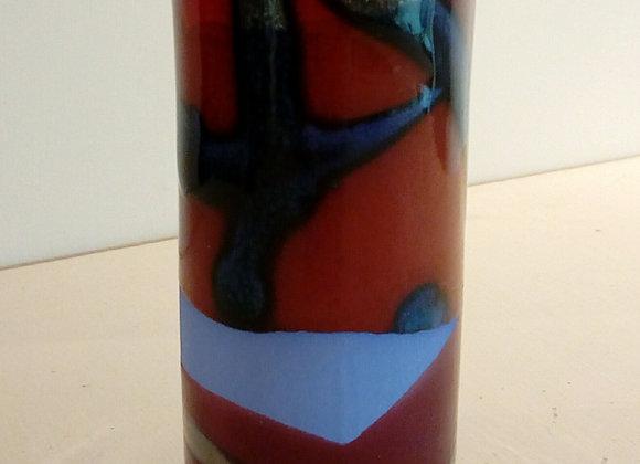 Vasetto cilindrico altezza cm 12