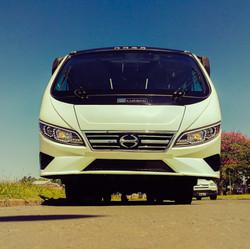 Minibus HINO LUCERO 2