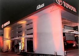 Primer Concesionario Oficial Toyota Alianz en San Luis 2005