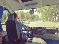 Puesto de conduccion 2