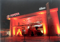 Inauguracion Toyota Alianz en 2005
