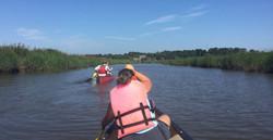 Fort King George Kayak Tour