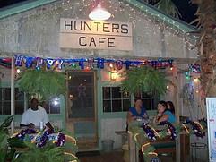 Hunter's Cafe