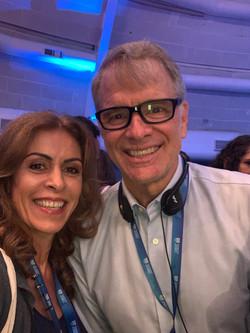 Márcia e Bernardinho