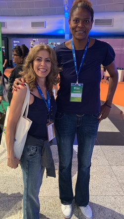 Márcia e Alessandra Santos