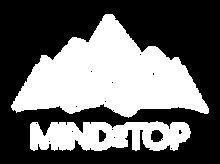 Logo branco fundo transparente Mind2Top.