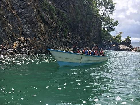 Boat Tour in Grande Tacaribe Beach, Trinidad