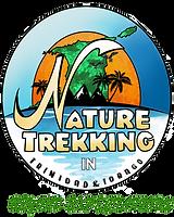Nature Trekking in T&T Logo