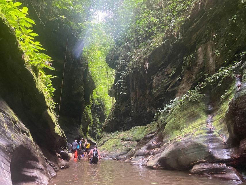 Guanapo Gorge, Trinidad