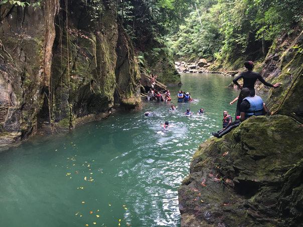 Lower North Oropuche River, Trinidad