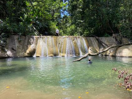 Turure Water Steps, Trinidad