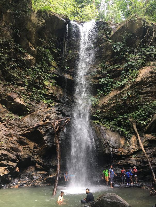 Grand Fond Falls, Trinidad