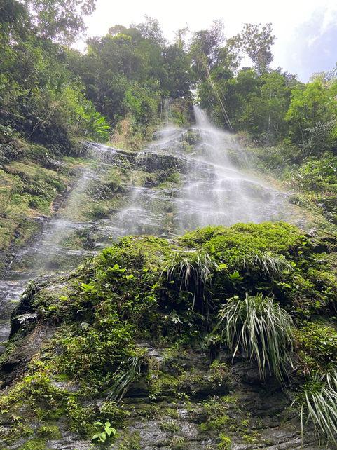 Chorro Waterfall, Trinidad