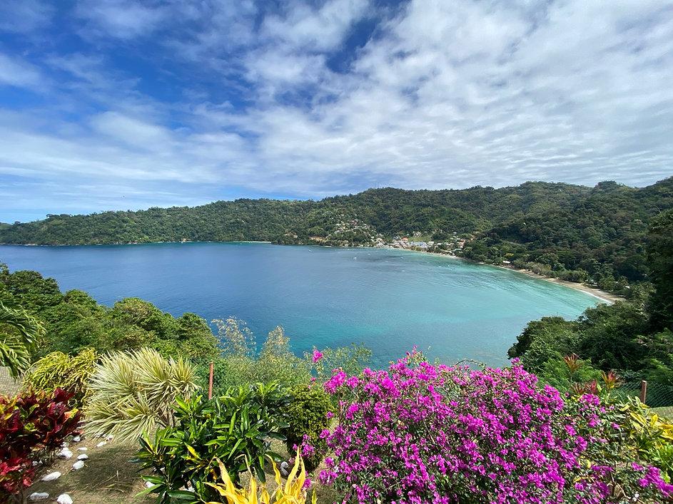 Lookout at Tobago