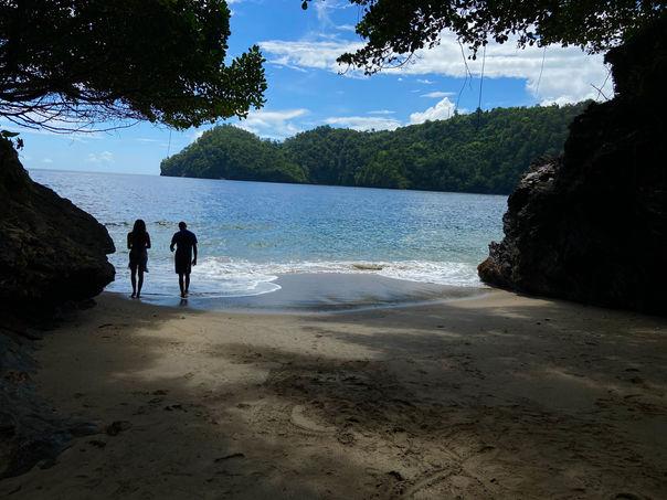 Senna Bay, Trinidad