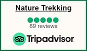 Trip Advisor Rating for Nature Trekking in T&T