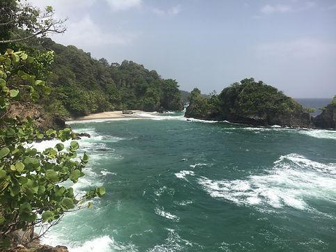 Paria Bay, Trinidad
