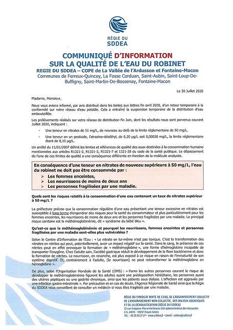 Communiqué_d'information_sur_la_qualitÃ