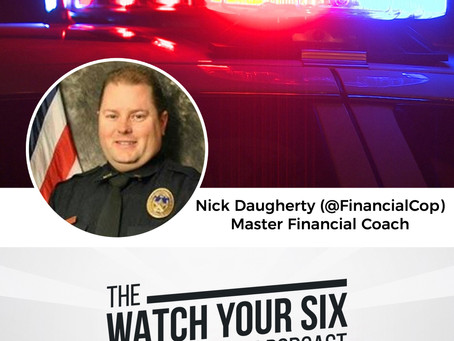 068: Is Financial Wellness Discussed in Your Agency? with Financial Cop Nick Daugherty