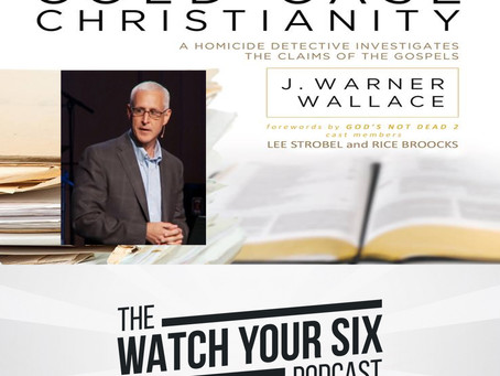 006: A Homicide Detective Investigates the Claims of Christianity with J. Warner Wallace