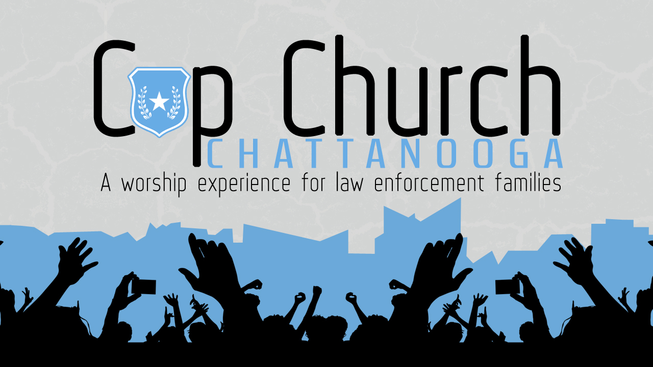 Cop Church | The place where cops and Christianity intersect