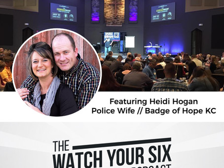 038: How to Improve Your Marriage by Honoring Your Spouse with Police Wife Heidi Hogan