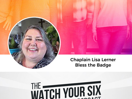 067: Four Tips for Improving Communication in Your Marriage with Police Wife and Chaplain Lisa Lerne