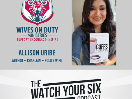 010: Cuffs and Coffee for Wives of America's Law Enforcement Officers with Allison Uribe
