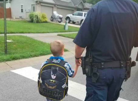 Sometimes a Picture Really is Worth a Thousand Words: What Law Enforcement Officers Can Learn from L
