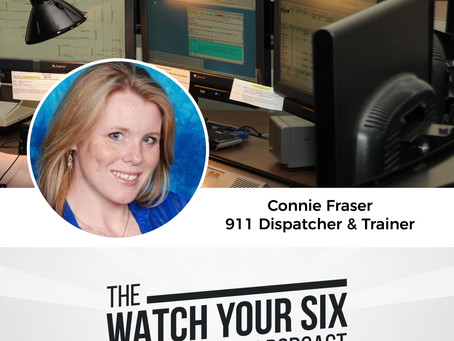 049: Setting up 911 Communications Personnel for Success with Dispatcher and Trainer Connie Fraser