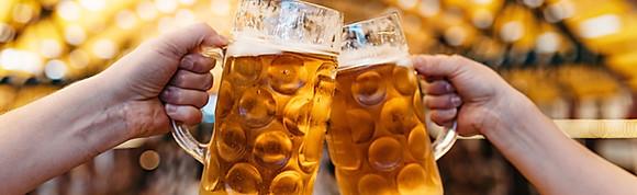 Bier Offen