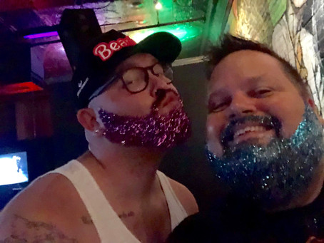 All that Glitters - Now with Beards!
