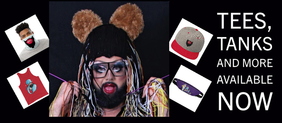 Want some good LIP SERVICE? The Bearonce Bear Collection is now available!