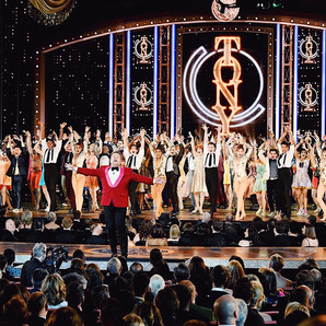 Brittany Zeinstra | The Prom Tony Awards