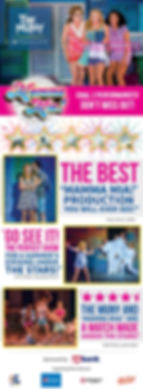 Brittany Zeinstra Mamma Mia review