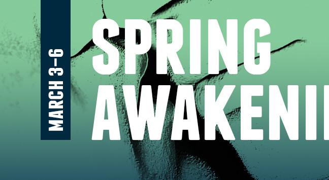 Spring Awakening! At the Boston Conseratory