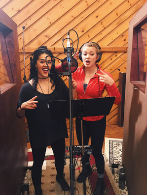 Brittany Zeinstra | The Prom Cast Recording