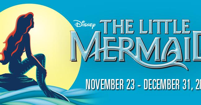 The Little Mermaid! 5th Avenue Tour