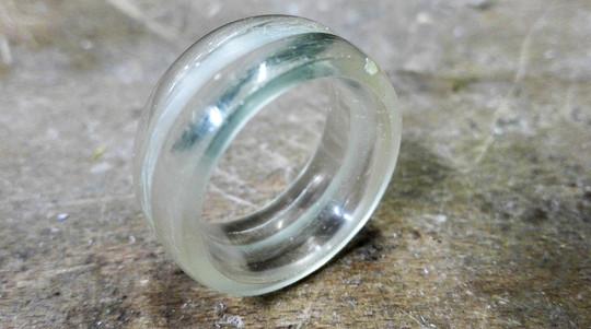 Epoxy ring