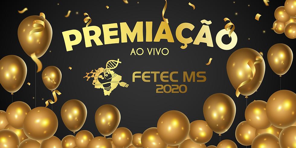 PREMIAÇÃO FETECMS 2020