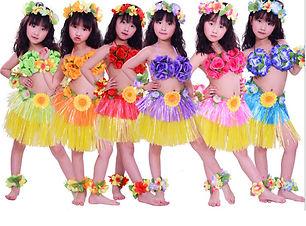 Hawaiian-Party-Adult-Children-Dancing-Co