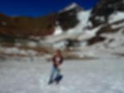 Glaciar, El Morado, Glaciar el morado, trekking, hiking, hike, Santiago, Cajon del Maipo, Valle de las Arenas, Volcan San José, termas colina, valle de colina, hielos, montañas, rios, tour, tour cajon del mapo, nieve, paseos a la nieve, paseos, senderismo, tour, Los Andes, Cordillera de los Andes, tour santiago, donde ir, que hacer,