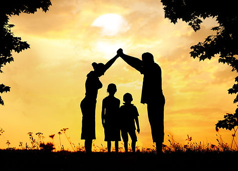 Happy family with dream house.jpg