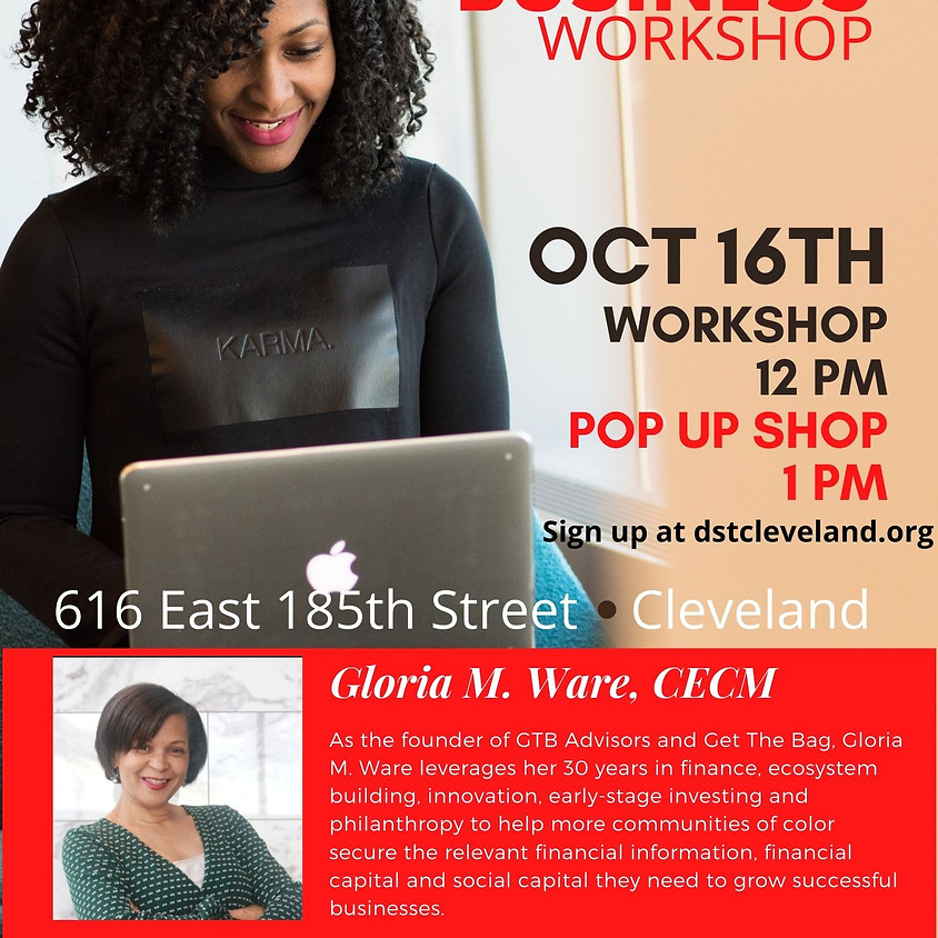 Small Business Workshop - FREE