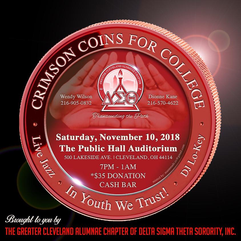 Crimson Coins for College