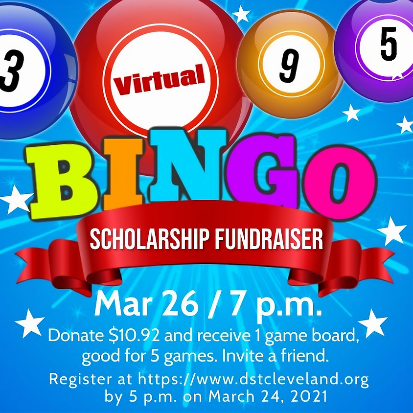 March Virtual Bingo